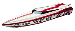 Prather Offshore Deep Vee .46-Fiberglass