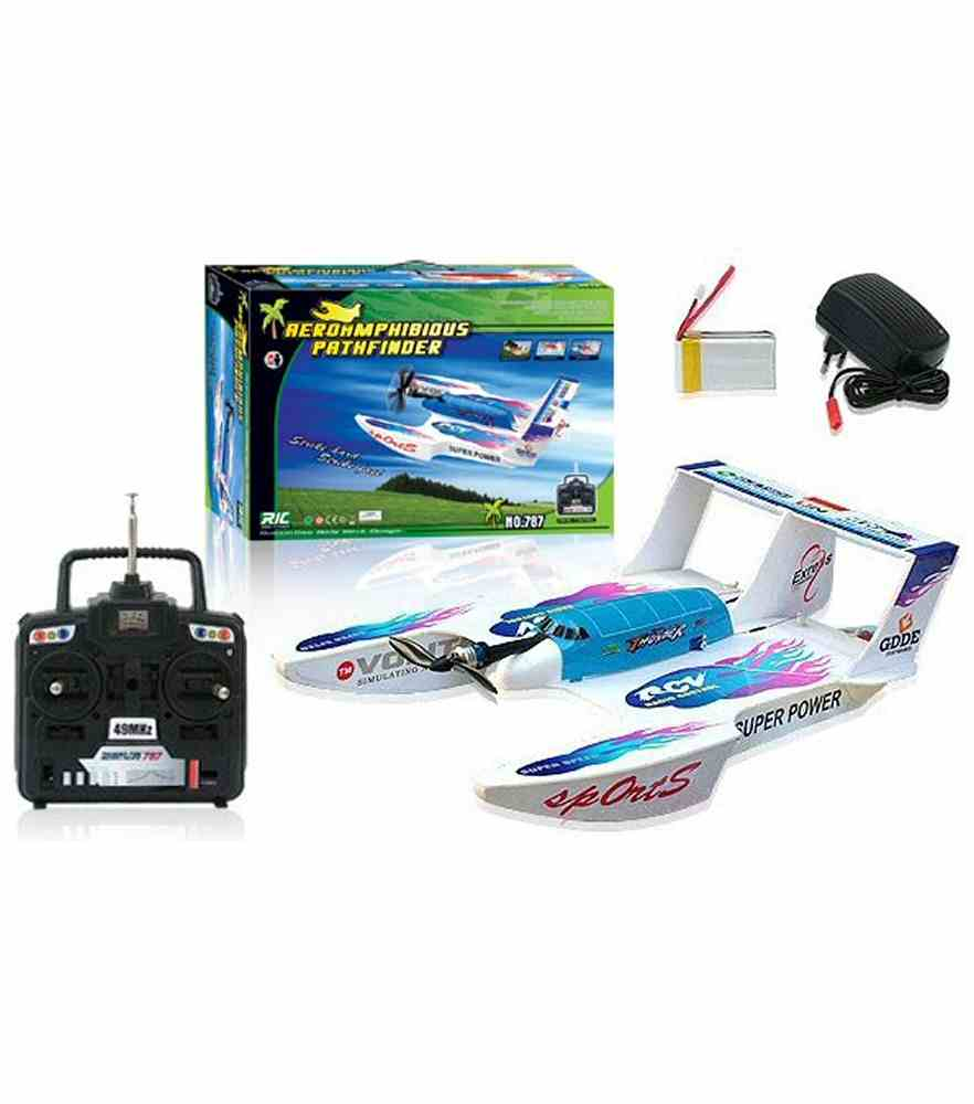 HydroFoam 4CH 3 in 1 Boat Plane Vehicle HydroGlider