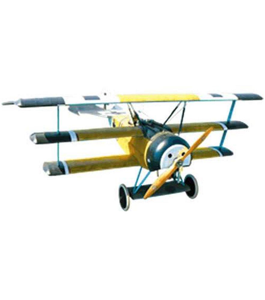 Fokker DR1 Triplane 1/4 Scale