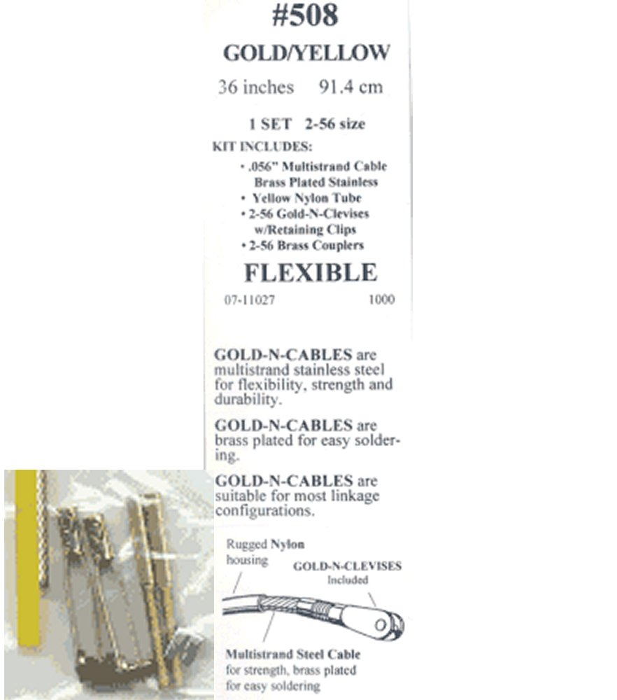 Gold N Cable Flexible 36