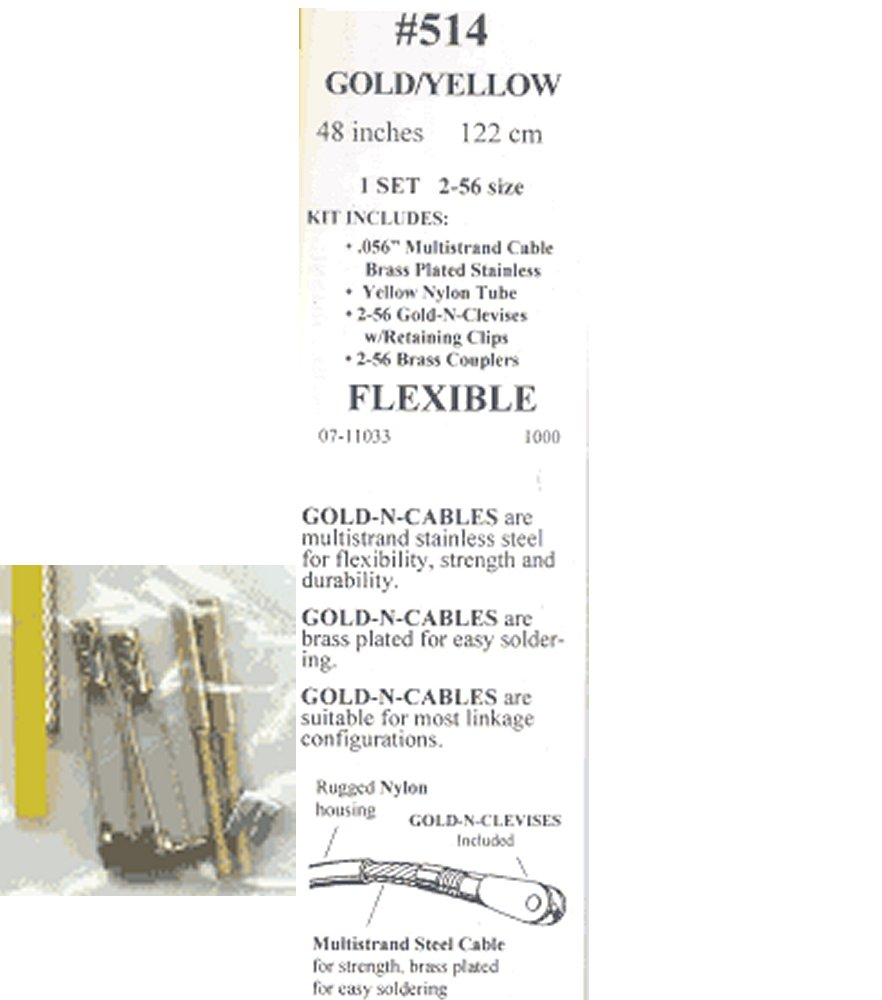 Gold N Cable Flexible 48