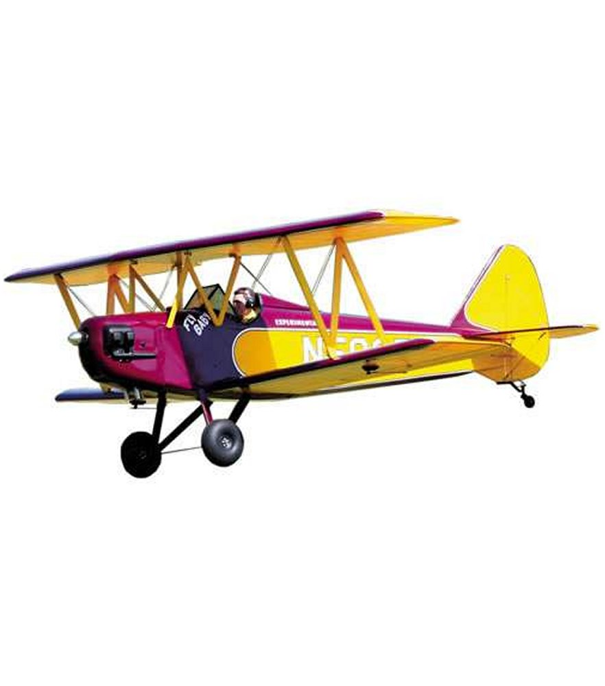 Fly Baby Biplane 1/3 Scale