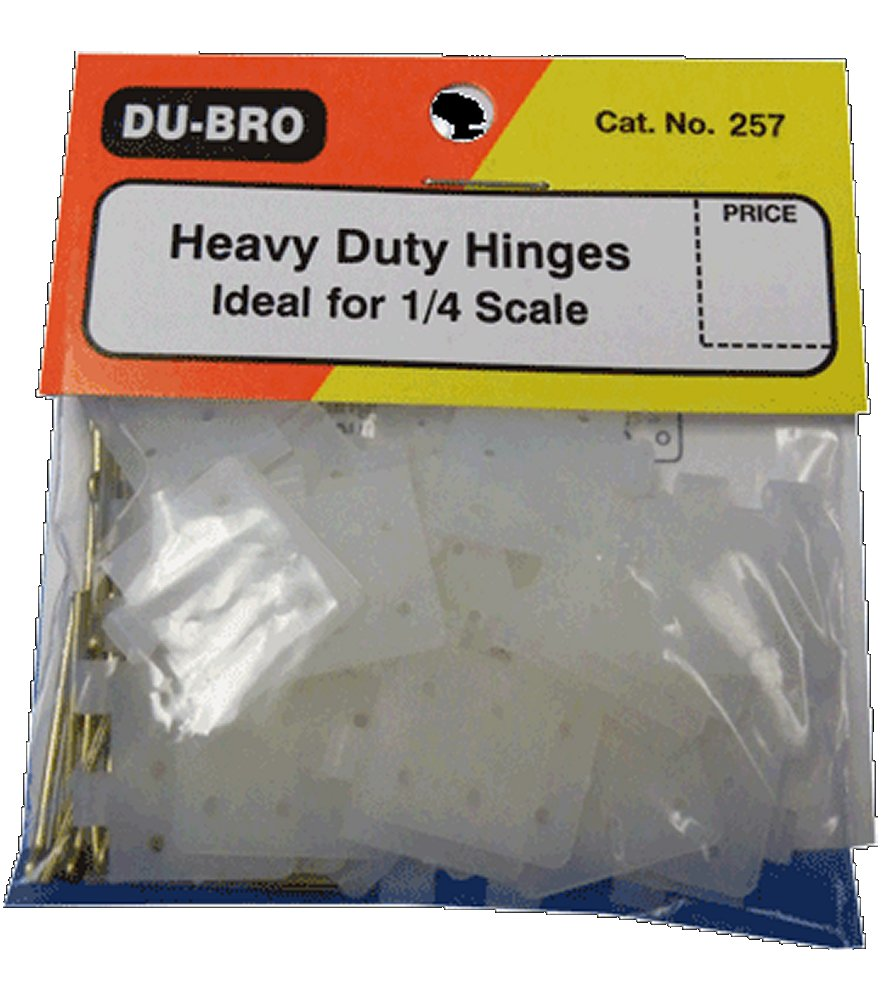 Hinges Heavy Duty (pkg 15)