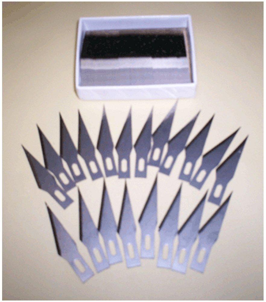 No.11 Blades 100 pack