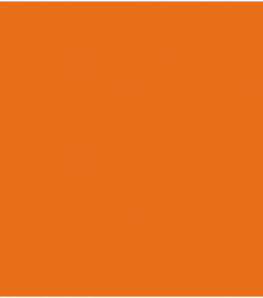 Solartex 2 meter Orange