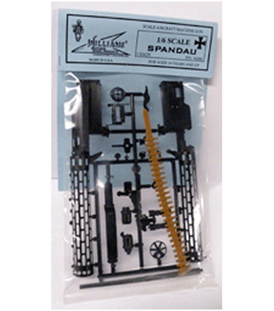 Spandau Machine Gun Kit 1/6 Scale