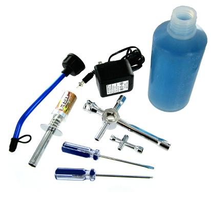 Nitro Glow Fuel Starter Kit