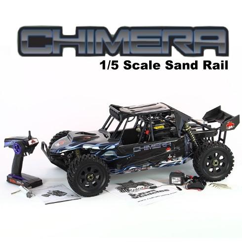 Rampage Chimera Sand Rail 30cc Gas