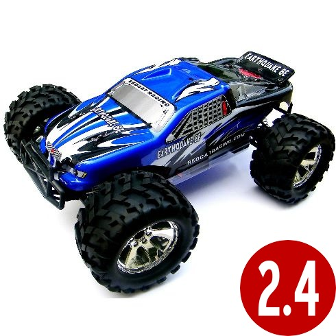 Earthquake 8E 1/8 Scale Brushless Electric Monster Truck