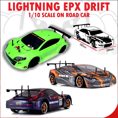LIGHTNING EPX DRIFT