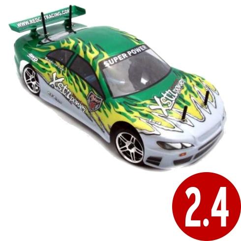 Lightning STR 1/10 Scale Nitro On Road Car
