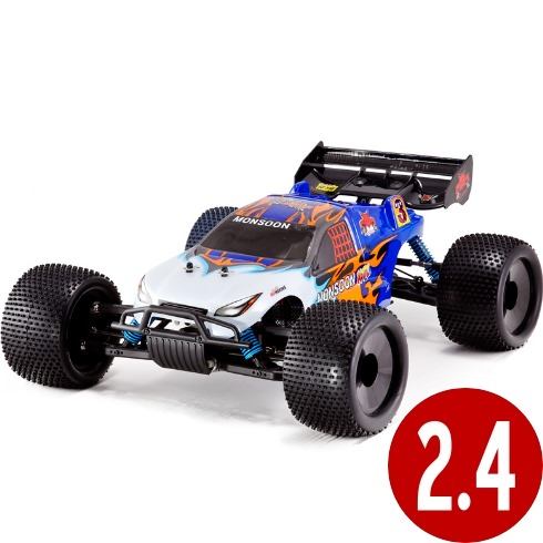 Monsoon XTE XTE 1/8 Scale Brushless Electric Truggy