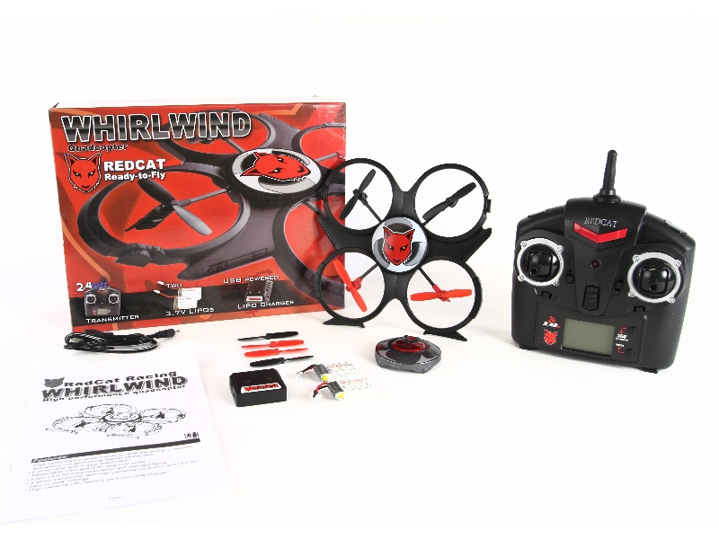 Whirlwind Quad Copter