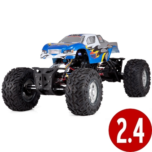 Rockslide 1/8 Scale Super Crawler Brushed 2.4GHz