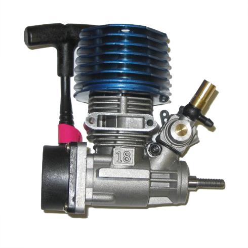 SH.18 Nitro Engine