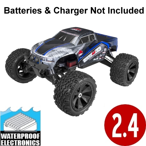 Terremoto 1/8 Scale Brushless Electric Monster Truck ARTR