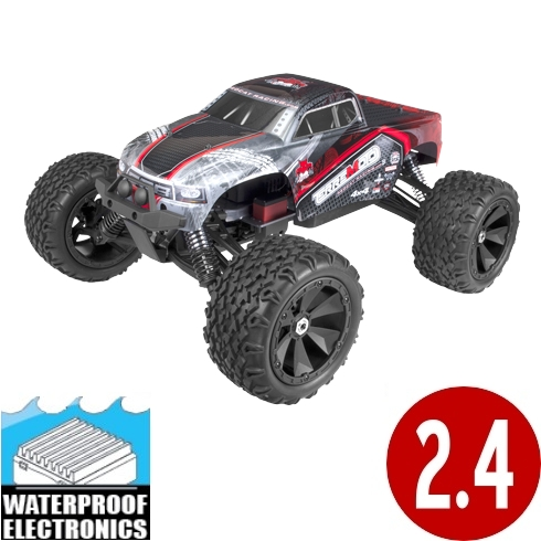 Terremoto 1/8 Scale Brushless Electric Monster Truck
