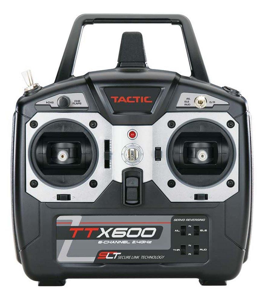 Tactic TTX600 6Ch SLT 2.4GHz Radio System No Servos